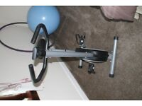 Exercise Bike in good condition records speed rpm etc