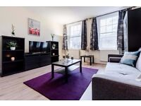 **Short let 2 Bedroom in vibrant Kings Cross - all bills, maid service, wifi included! Book now!