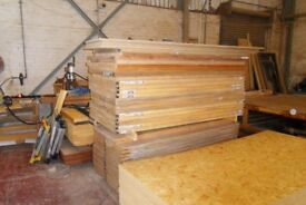 Timber Doors Various sizes available?