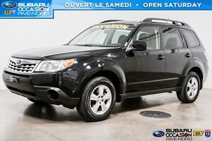 2012 Subaru Forester Convenience MAGS+SIEGES.CHAUFFANTS