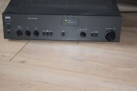 NAD 3130 STEREO AMP 200W 4 SPEAKER LINE OUT CAN BE SEEN WORKING