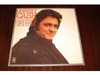 Johnny Cash One Piece At A Time Vinyl LP Record