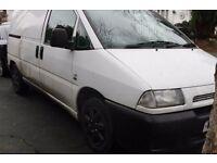 Fiat Scudo Diesel Twin side loading door*1 Years MOT*FSH
