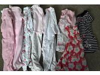 Baby Girls 3-6 Month Bundle - mostly unworn