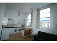 Beautiful One Double Bedroom Apartment with Balcony and open space Living Room in Islington N1