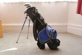 "Kids Golf Clubs and Bag. 33"" Driver"