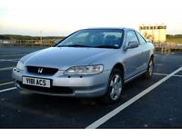 2001 Honda Accord 3.0 VTEC will swap for Mazda MX-5