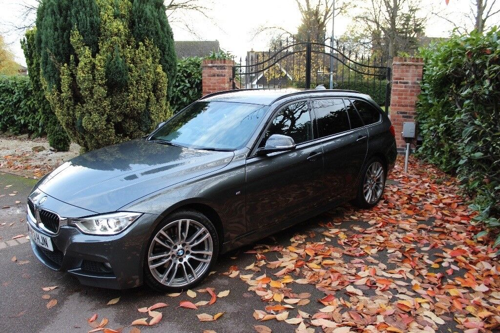 BMW 3 Series Estate 3.0 330d M Sport Touring Sport Auto xDrive 5dr (start/stop) ServicePack included