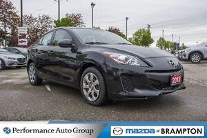 2013 Mazda MAZDA3 GX|MP3|KEYLESS|A/C|AUTO