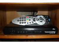 Viasat HD Satellite Box Receiver, smartcard & remote control, freesat etc...