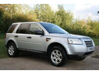 2008 Land Rover Freelander 2 2.2 TD4 S 5dr 4X4, COMMERCIAL, MANUAL, DIESEL, WARRANTY, PX WELCOME