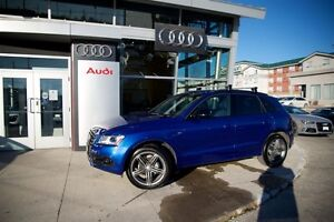 2016 Audi Q5 2.0T Progressiv S-Line Competition Package - DEMO