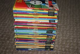 A Collection of Thomas Tank Engine Books