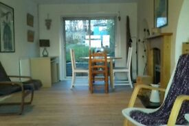 Recently refurbished double room in a shared house with 2 bath/shower rooms