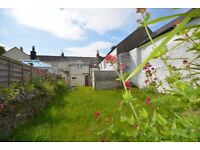 2 bedroomed terraced cottage in Tregony, Near Truro