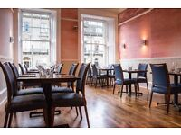 Chef de Partie required for West End brasserie.
