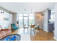 *TWO BEDROOM FLAT* A recently refurbished two double bedroom apartment in Dwyer House in Fulham