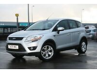 2009 Ford Kuga Zetec 2 litre TDCI - FSH - 86,765 miles 2 owners from new