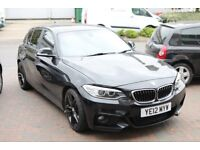 Bmw 1 Series 118d 2.0 M Sport with a 2 series bonet efficient dynamics for sale