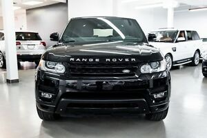2014 Land Rover Range Rover Sport V8 Supercharged Autobiography