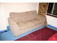 Sofa Bed, Free local delivery. More comfortable than usual. -- Reduced