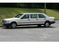 7 Seater Mercedes Limo in good condition