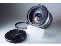 Pentax Camera Tamron Lens 28-200mm f3.8-5.6 LD IF Macro Auto Focus AF, 72mm Filter, Lens Caps, Japan