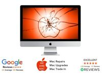 iMac Repair North London • Fast & Free Collection & Diagnostics • 5 Star Rated Company •