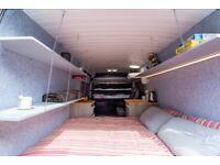 Citroen, RELAY, 4 berth campervan, 2012, Manual, 2198 (cc)