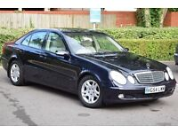 2004 MERCEDES E270 CDI CLASSIC AUTO/MANUAL 2.7 DIESEL, AMAZING MPG & PERFORMANCE,FSH,2 KEYS