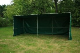 Market Stall. Heavy Duty custom made stall for traders or events.