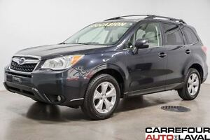 2014 Subaru Forester Limited CUIR/TOIT PANO/CAMERA