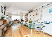 Haslemere Avenue - A lovely two bedroom house to rent in Earlsfield