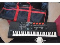 MK-800 SAISHO KEYBOARD WITHCARRY CASE/POWERADAPTER CAN SEE WORKING