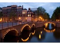 Cheap trip to Amsterdam for 2