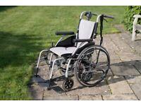 Powered wheelchair - Karma S-Ergo 115 with TGA Powerpack