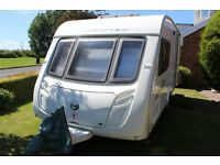 Swift Challenger 480 Touring Caravan 2009 2-berth FSH, one NS owner, no pets. Immaculate condition.