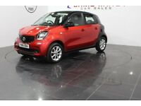 SMART FORFOUR PASSION (red) 2015