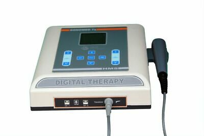 Electrotherapy Ultrasound Therapy 13 Mhz Combination Therapy Sonomed-7s Machine
