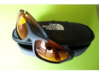 Smith Sunglasses and North Face Case