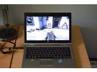 HP 2570p Gaming Laptop i5 3.5Ghz / 8GB / 128GB SSD / Intel HD 4000 / HD TFT / HSDPA SIM