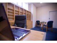 Office on 1st floor with good natural light - Available to rent from April 2017.
