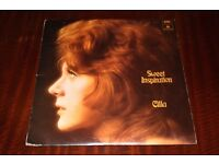 Original Cilla Black Sweet Inspiration Vinyl LP Record