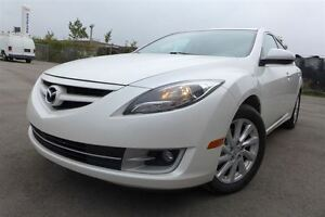 2012 Mazda MAZDA6 GT-  Leather, Sunroof, No Accidents