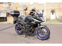 YAMAHA XJ6 S DIVERSION - LOW MILEAGE - GREAT CONDITION