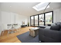 (Lordship Lane )Brand new splitlevel two bedroom garden flat to let in the heart of East Dulwich.