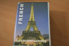Accelerated Learning - French Course - 12 Cassettes