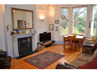 Beautiful Victorian, 2 bedroom ground floor apartment in Tunbridge Wells with garden and parking