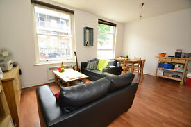 A modern three bedroom garden flat with own patio garden located in a private small development