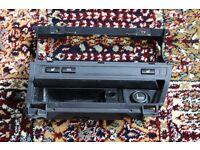 2001-2006 BMW E46 M3/ M SPORT CENTER CONSOLE NAV ASH STORAGE TRAY TRIM PANEL